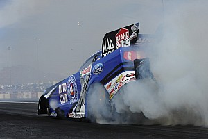 NHRA Hight, Lucas, Line claim No.1 postions for Las Vegas final eliminations