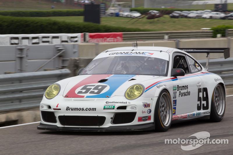 Brumos Racing Birmingham race report