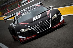 Blancpain Sprint Ortelli and Vanthoor complete clean sweep for WRT Audi at Nogaro
