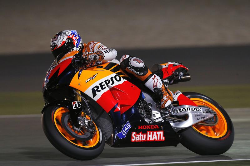 Bridgestone Qatar GP Thursday report