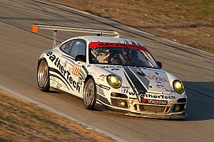 ALMS Alex Job Racing leads GTC points heading to Long Beach