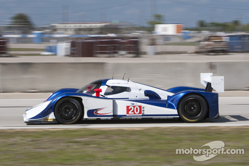 Marsal set for debut with Dyson Racing at Long Beach