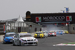 WTCC Touring Car action returns to Morocco