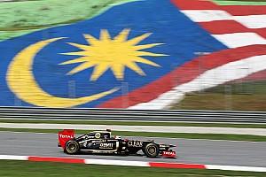 Formula 1 Proton has rights to buy into Lotus team
