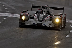ALMS Series Long Beach Friday morning practice report