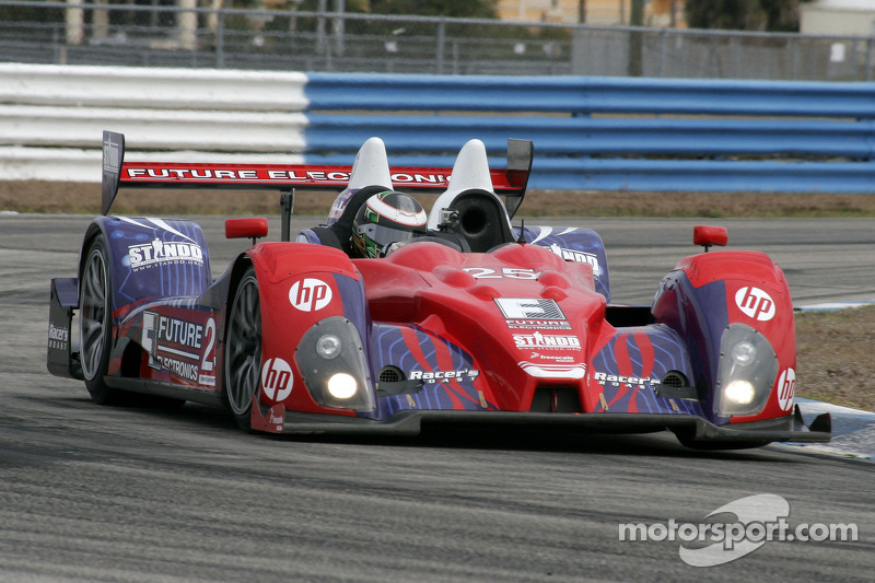 Duncan Ende Long Beach race report