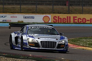 Endurance Practice report FIA GT3 Europe: Zolder Friday practice report