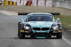 Blancpain Sprint Bartels and Buurman win for BMW