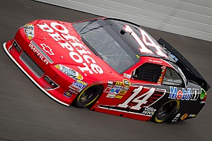 NASCAR Cup Tony Stewart riding on championship cloud