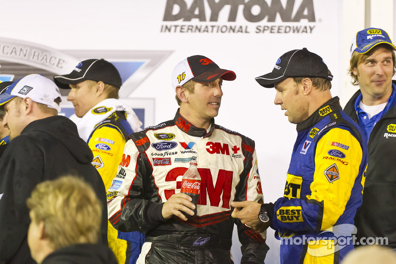 Roush Fenway Racing duo leading the way heading to Richmond