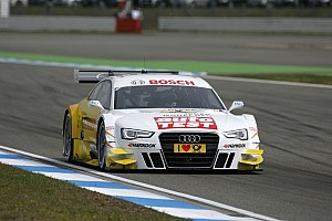 DTM Audi A5 finishes debut on podium at Hockenheim