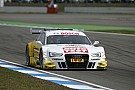 Audi A5 finishes debut on podium at Hockenheim