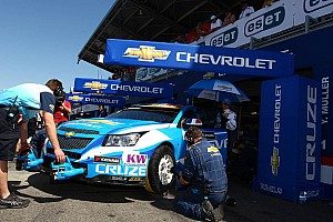 WTCC Chevrolet heads to Hungary with great confidence