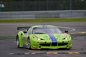 WEC Krohn Racing 6 Hours of Spa qualifying report