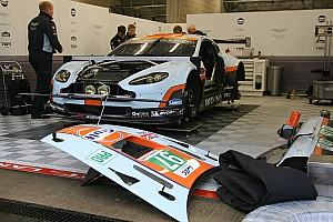 WEC Aston Martin Racing 6 Hours of Spa race report