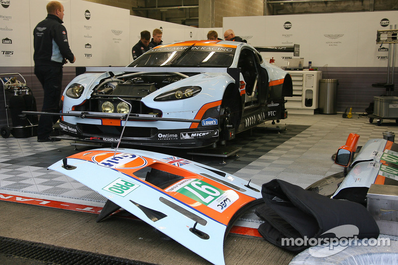 Aston Martin Racing 6 Hours of Spa race report