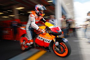 MotoGP Bridgestone Portuguese GP qualifying report
