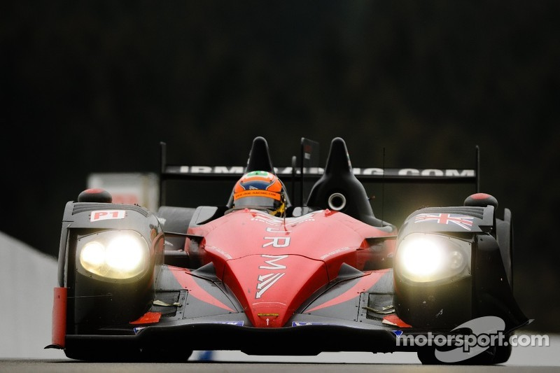 JRM Racing 6 Hours of Spa race report