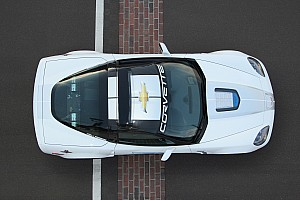 IndyCar Corvette named 2012 Indy 500 pace car