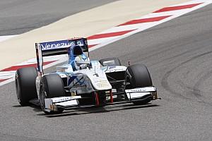 FIA F2 Addax Team ready for Barcelona