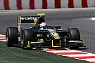 Giedo van der Garde leaps into Barcelona feature win