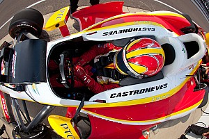 IndyCar Team Penske Indy 500 practice day 5 report