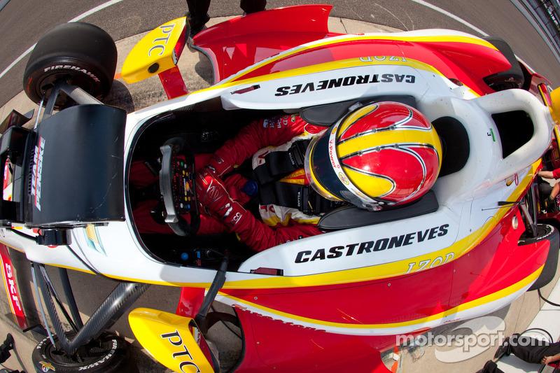 Team Penske Indy 500 practice day 5 report