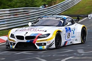Endurance BMW still in control after nine hours at The Ring