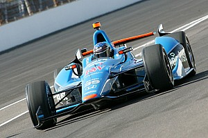 IndyCar SFHR's Clauson bounces back to score starting spot in Indy 500