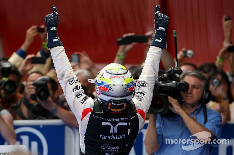 Maldonado could win in Monaco - report