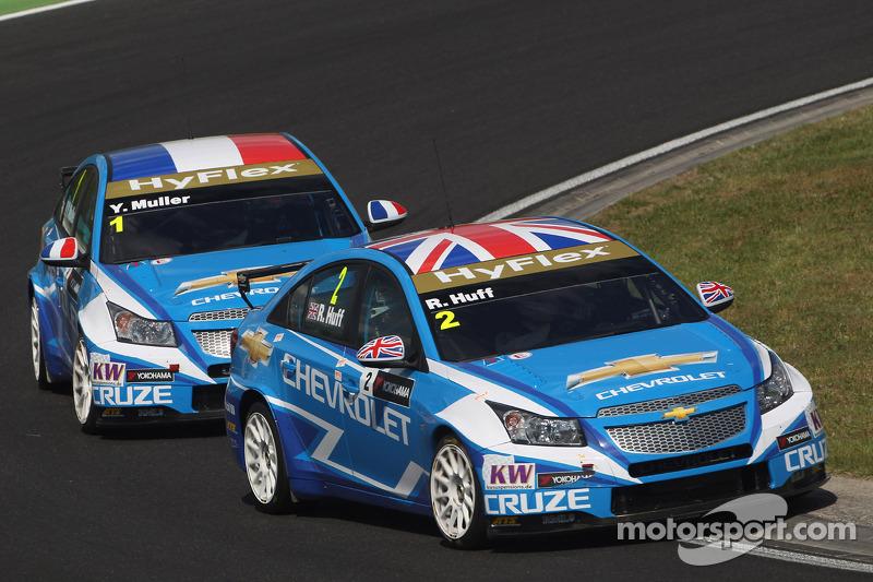 Chevrolet Race of Austria event summary
