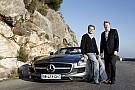 Mercedes - A Monaco story: When Nico met Mika