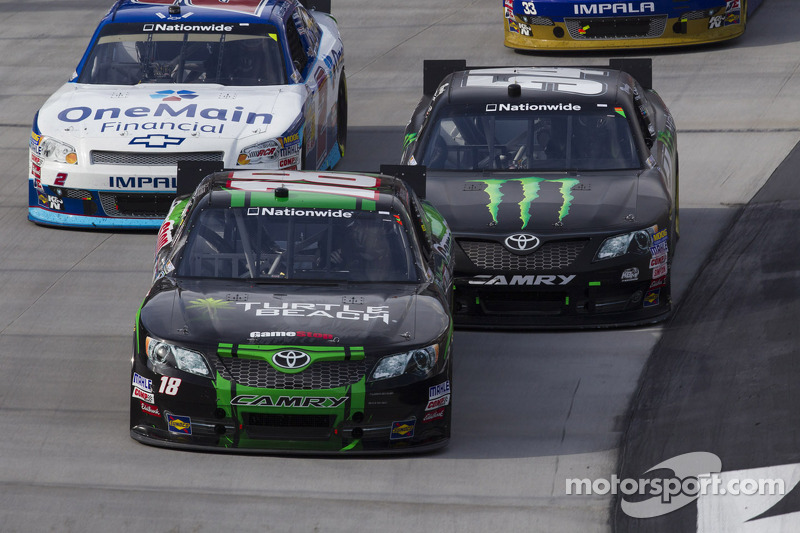 Series regulars ready for Cup interlopers at Charlotte