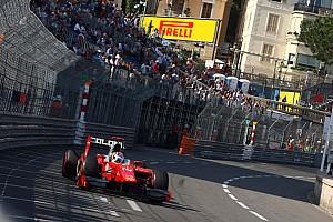 GP2 Scuderia Coloni Monaco qualifying report