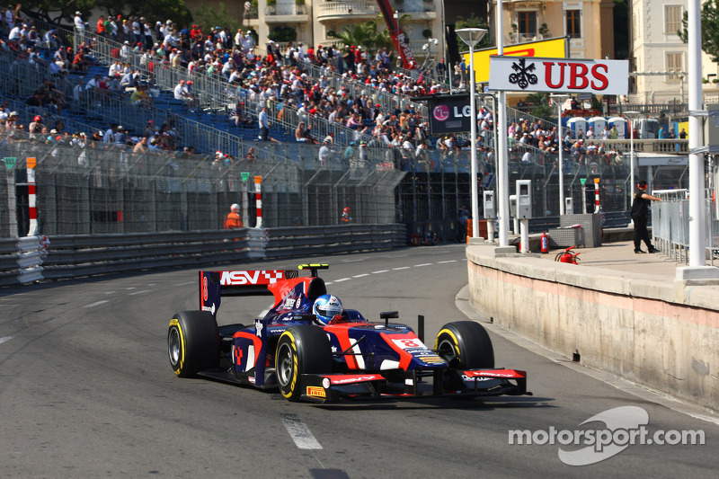 iSport leave Monaco with first win of the season