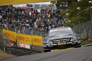 DTM Mercedes holds points' lead heading into Spielberg