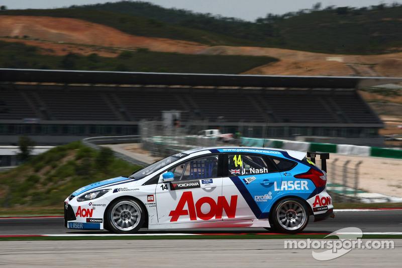 James Nash Race of Portugal summary