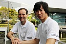 Ma Qing Hua will take part in the Silverstone Young Driver Test with HRT