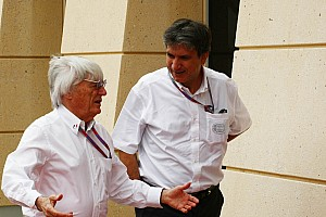 Formula 1 F1 on free TV could end in Britain - Ecclestone