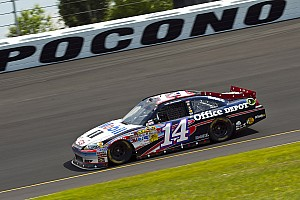 NASCAR Cup Stewart, Chevrolet drivers comment on Ponco race