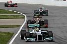 Mercedes's Rosberg 6th, Schumacher DNF on Circuit Gilles Villeneuve