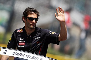 Formula 1 Marko hints Webber staying at Red Bull