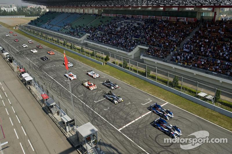 ACO announces Asian Le Mans Series for 2013