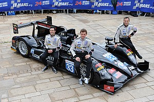 Le Mans Scott Tucker and Level 5 take to racing world's biggest stage
