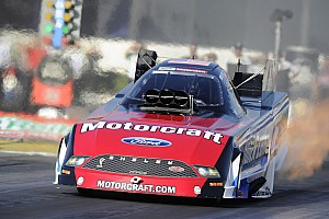 NHRA Friday leaders score Saturday top spots at Bristol