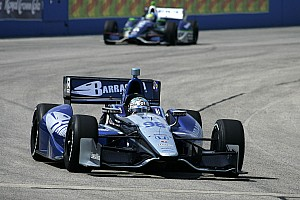 IndyCar Seventh place finish for Tagliani at Milwaukee IndyFest
