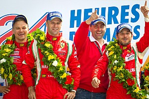 Le Mans WEC: History made by Audi at Le Mans