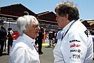 F1 split over customer car proposal