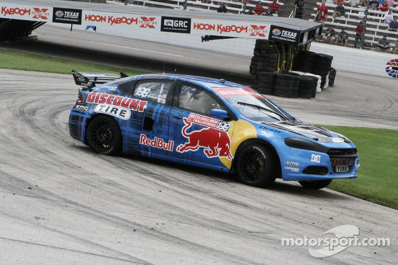 Pastrana leads Dodge team to the X Games in Los Angeles