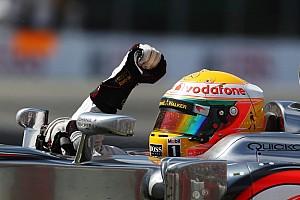 Formula 1 Breaking news McLaren's Vodafone backing in doubt